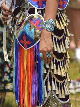 Native American Powwow, Taos, New Mexico, United States of America, North America