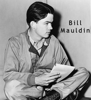 Bill maudlin