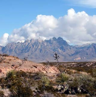 organ mountains new mexico