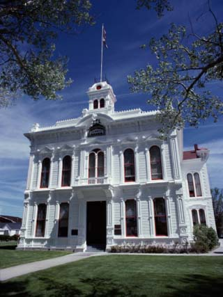 Old Courthouse, Carson City, Nevada, USA
