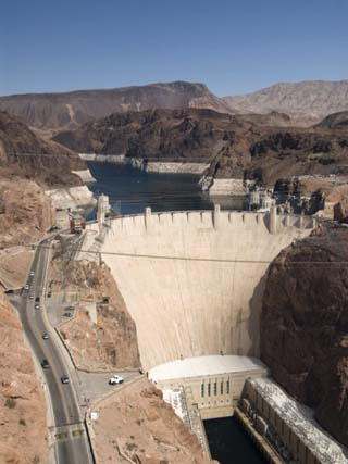 Hoover Dam, Arizona, United States of America, North America