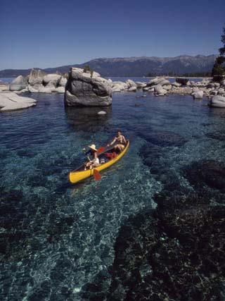 Lake Tahoe, Nevada, USA
