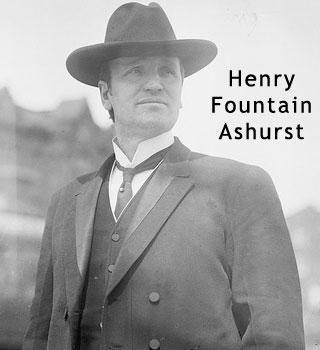 henry ashurst