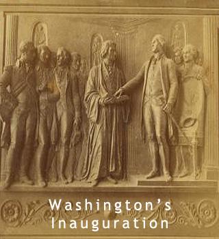 Washington's innaugration