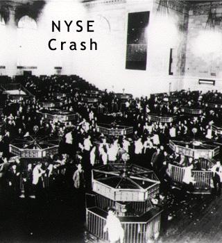 NYSE crash