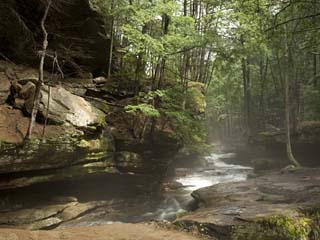 Hocking Hills State Park, Ohio, United States of America, North America