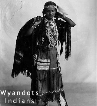 Wyandots Indians