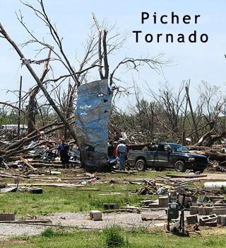 Pitcher tornado