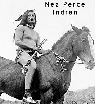 Nez Pierce Indians