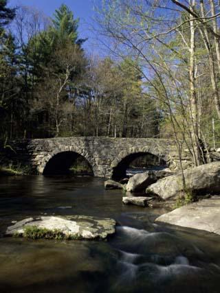 Ten Mile River, Pennsylvania-New York Border, USA