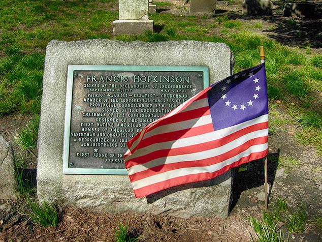 hopkinson tombstone philadelphia