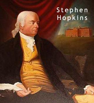Stephen Hopkins