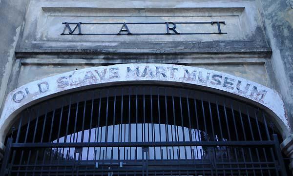 slave mart charleston south carolina