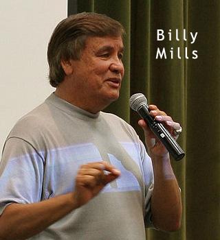Billy Mills