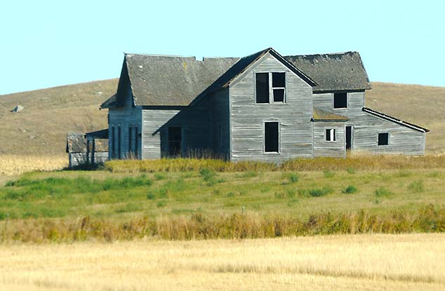 farm house south dakota
