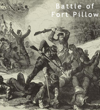 batlle at fort pillow