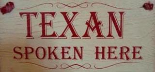 texan spoken here