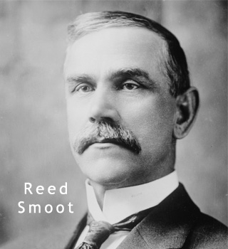 Reed Smoot