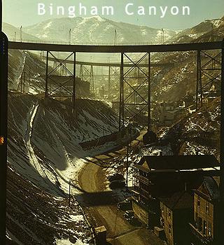 Binggham Canyon
