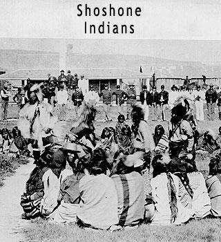 Shoshoni Indians