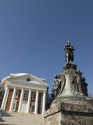 University of Virginia, Charlottesville, Virginia, United States of America, North America
