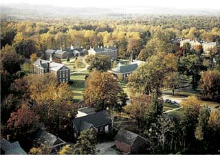 Hampden-Sydney campus