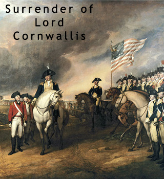 cornwalis surrender