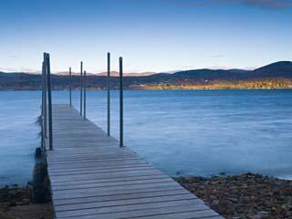 Lake Champlain, Vermont, New England, United States of America, North America