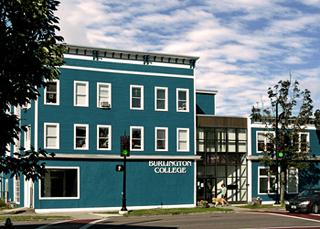 burlington college, vermont