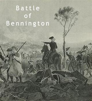 battle of benington