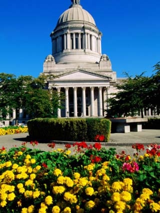 Washington State Capitol, Olympic National Park, Washington