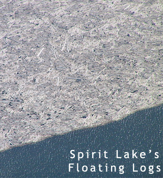 spirit lake logs