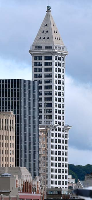 tallest building seattle