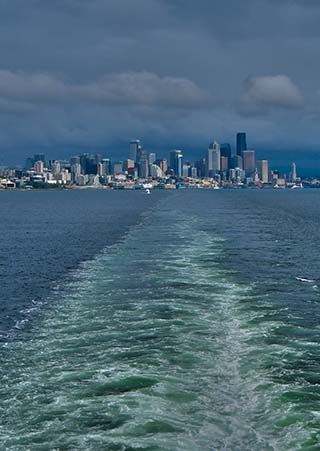 sailing away seattle