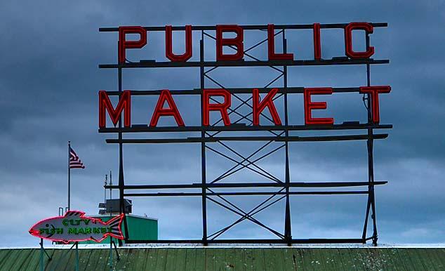 city fish market seattle