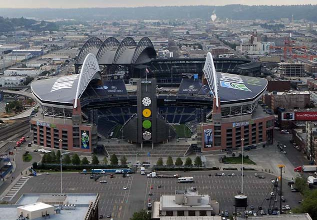 stadiums seattle
