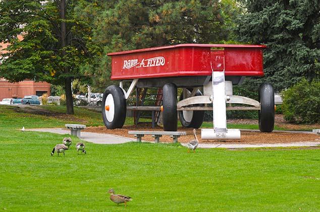 world's largest wagon tacoma washington