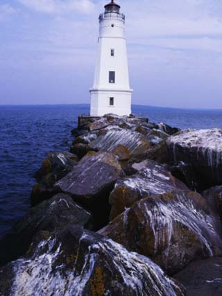 Ashland Breakwater Lighthouse, WI