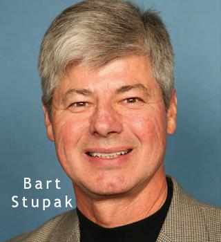 Bart Stupak