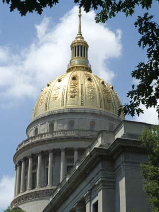 State Capitol, Charleston, West Virginia, USA