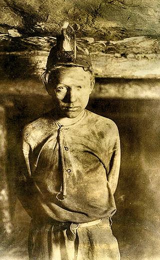coal miner 1907