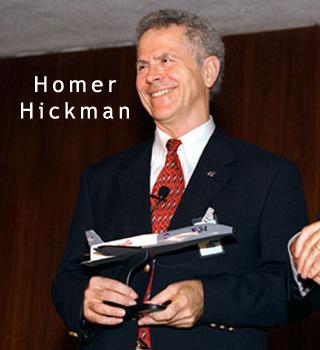 Homer Hickman