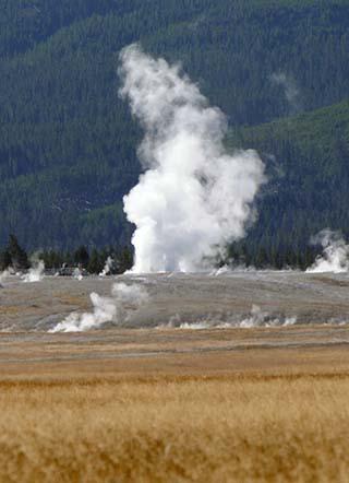 thernal eruption