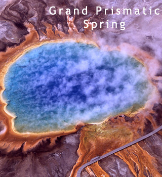 Grand Prismatic Spring