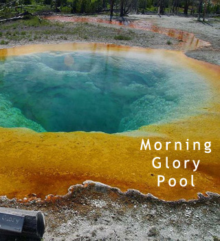 Morning Glory Pool