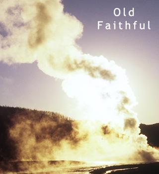 Old Faithful wyoming