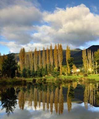 Rural Scene, Maydena, Tasmania, Australia, Pacific