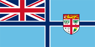 Civil Air Ensign of Fiji