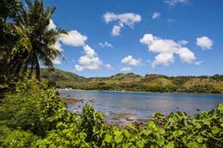 Umatac Bay, Guam, Us Territory, Central Pacific, Pacific