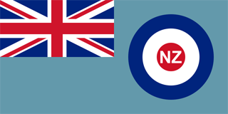 Ensign of the Royal New Zealand Air Force